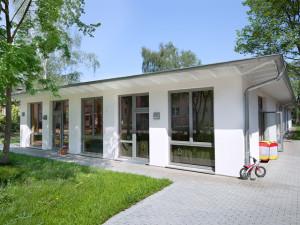 einstöckiges Passivhaus