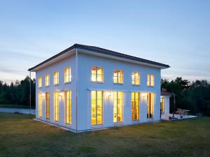 modernes Passivhaus