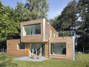 Passivhaus in Summt