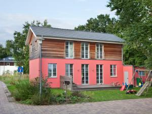 2 stöckiges Passivhaus